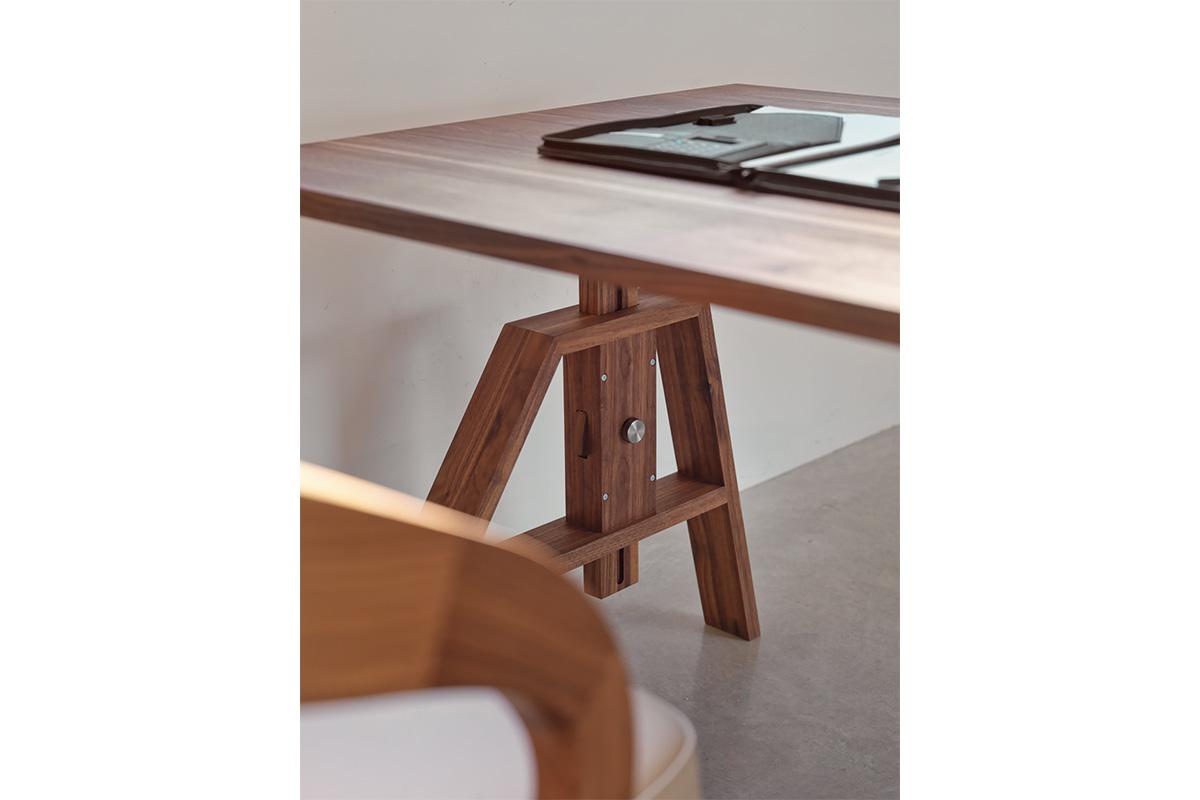 team 7 schreibtisch atelier einrichtungsh user h ls. Black Bedroom Furniture Sets. Home Design Ideas