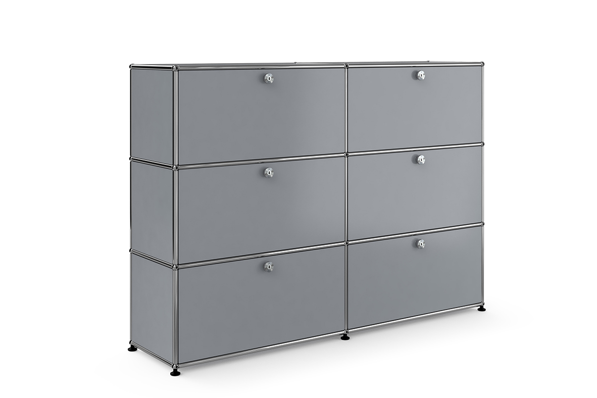 usm haller sideboard der klassiker bei h ls in schwelm. Black Bedroom Furniture Sets. Home Design Ideas