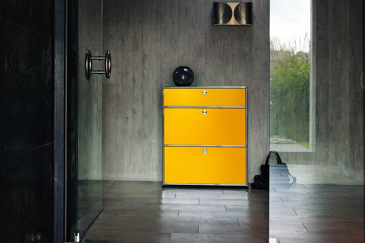 usm haller dielenm bel einrichtungsh user h ls schwelm. Black Bedroom Furniture Sets. Home Design Ideas