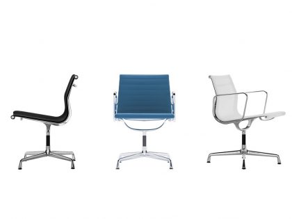 VITRA Aluminium Chair EA 105, EA 107 und EA 108