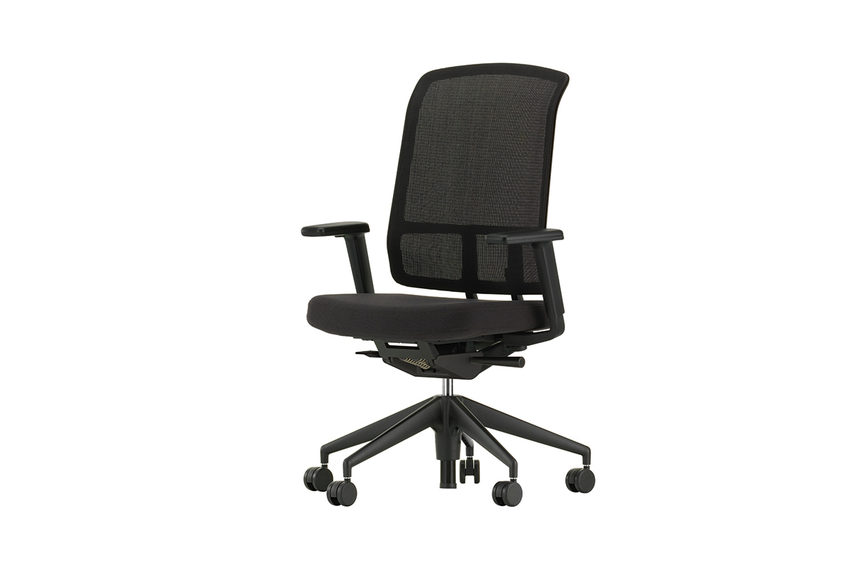 vitra am chair b rostuhl einrichtungsh user h ls. Black Bedroom Furniture Sets. Home Design Ideas