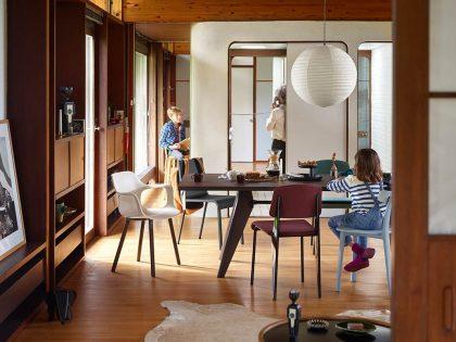 Vitra Table Solvay Esstisch