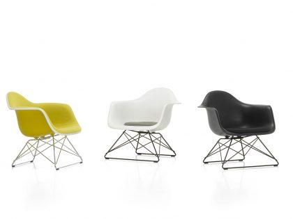 vitra Eames Plastic Arm Chair LAR