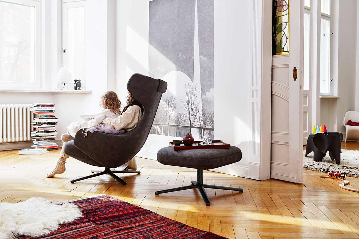 vitra sessel grand repos einrichtungsh user h ls. Black Bedroom Furniture Sets. Home Design Ideas
