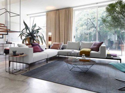 Walter Knoll Jaan Living Sofa